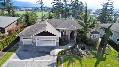 Mount Vernon, Burlington Single Family Home For Sale: 1234 Hillcrest Dr