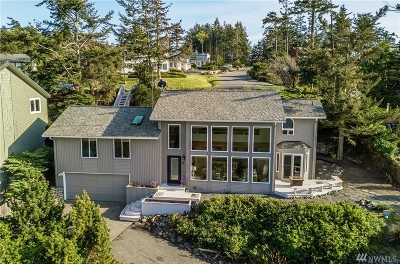Coupeville Single Family Home For Sale: 2776 Lagoon Wy