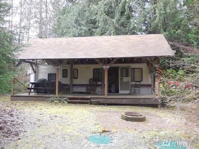 Skagit County Single Family Home For Sale: 45230 Tillicum Trail