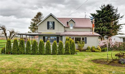 Lynden Single Family Home For Sale: 2654 Halverstick Rd