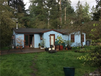 Shoreline Single Family Home For Sale: 18926 5th Ave NE
