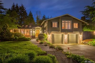 Bellevue Single Family Home For Sale: 44 Skagit Key