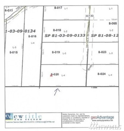 Residential Lots & Land For Sale: 15908 261st Ave E