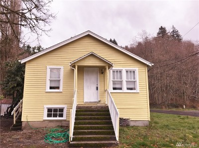 Mason County Single Family Home For Sale: 302 Laurel St