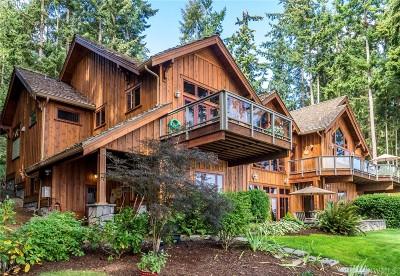 Coupeville Single Family Home For Sale: 287 Harrington Road