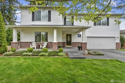 Monroe Single Family Home For Sale: 22415 151st St SE