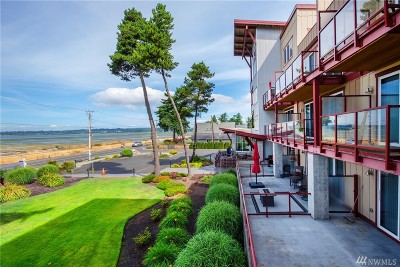 Birch Bay Condo/Townhouse For Sale: 7714 Birch Bay Dr #107