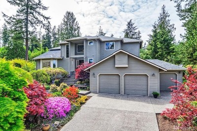 Port Ludlow Single Family Home For Sale: 174 Greenview Lane