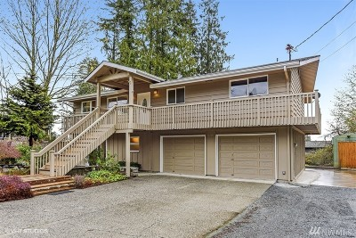 Lake Stevens WA Single Family Home Sold: $420,000
