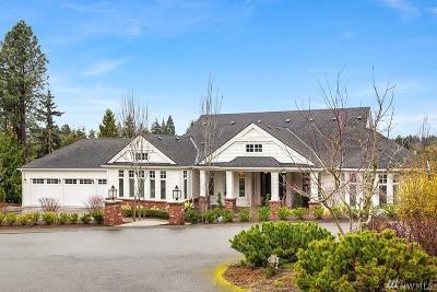 Bellevue Single Family Home For Sale: 1035 89th Ave NE