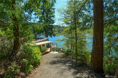 Olympia Single Family Home For Sale: 2013 Summit Lake Shore Rd NW