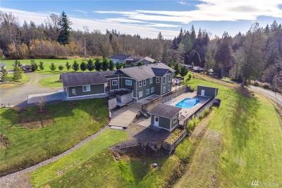 Burlington Single Family Home For Sale: 3507 Friday Creek Rd