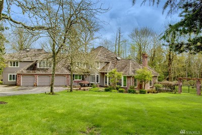 Redmond Single Family Home For Sale: 21851 NE 69th St