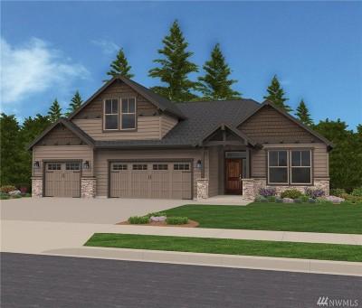 Auburn Single Family Home For Sale: 33442 220th Place SE