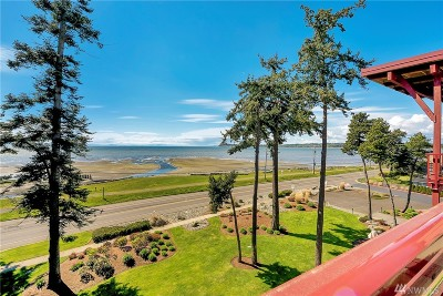 Birch Bay Condo/Townhouse For Sale: 7714 Birch Bay Dr #406