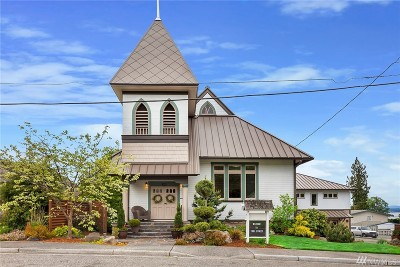 Mukilteo Single Family Home For Sale: 822 3rd St