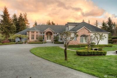 Auburn Single Family Home For Sale: 20933 SE 322nd St