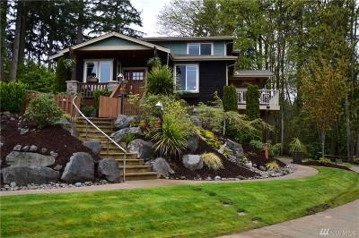 Gig Harbor Single Family Home For Sale: 3706 Butler Dr
