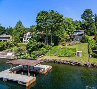 Mercer Island Residential Lots & Land For Sale: 4803 Forest Ave SE