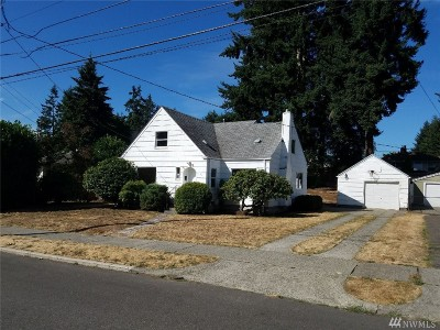 Fircrest Single Family Home For Sale: 124 Berkeley Ave