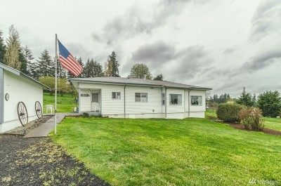Winlock Single Family Home For Sale: 257 W Hale Rd