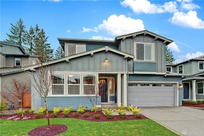 Maple Valley Single Family Home Contingent: 26609 225th Ave SE