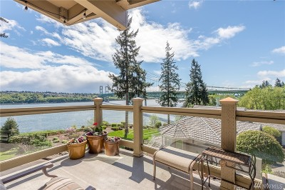 Gig Harbor Condo/Townhouse For Sale: 2027 Narrows View Cir NW #E 144
