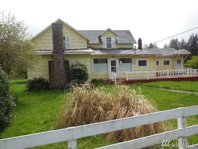 Winlock Single Family Home For Sale: 265 Bremgartner Rd
