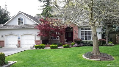Burlington Single Family Home Sold: 12455 Wedgewood Dr