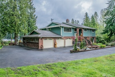 Single Family Home Sold: 6229 W Flowing Lake Rd