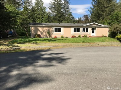 North Bend Single Family Home For Sale: 13825 438th Place SE