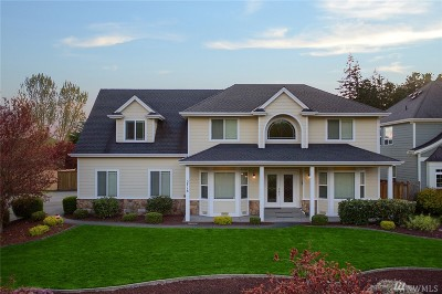 Lake Tapps Single Family Home For Sale: 2716 171st Ave E