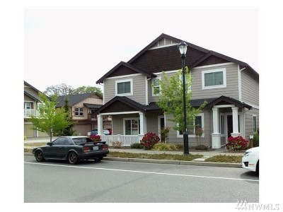 Lacey Condo/Townhouse For Sale: 5908 Illinois St SE #B