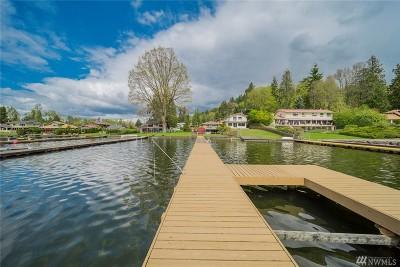Lake Stevens Single Family Home For Sale: 10520 Sandy Beach Dr