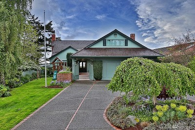 Langley Single Family Home Sold: 2374 Soundview Dr