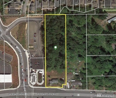 Bellingham Residential Lots & Land For Sale: 1210 W Bakerview Rd