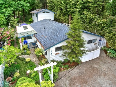 Snohomish Single Family Home For Sale: 1025 Bluff Ave