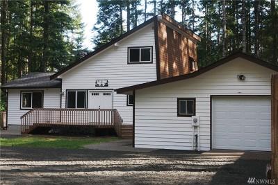 Mason County Single Family Home For Sale: 41 N Coho Ct