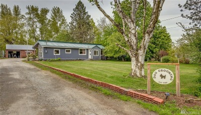 Bellingham Single Family Home For Sale: 3222 Cottonwood Ave