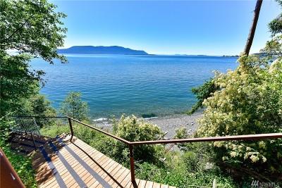 Lummi Island Single Family Home For Sale: 1759 Joans Lane