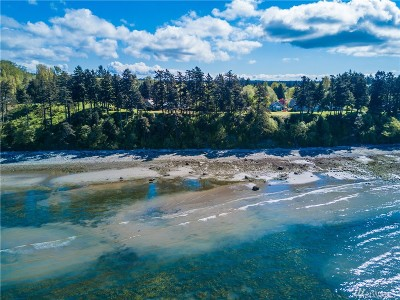 Point Roberts Residential Lots & Land For Sale: 293 Marine Dr