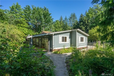 Sumas Single Family Home Contingent: 5111 Reese Hill Rd