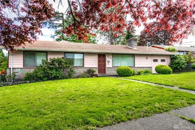 Anacortes WA Single Family Home Sold: $315,000