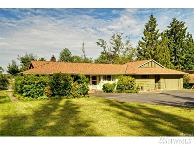 Snohomish Single Family Home For Sale: 1710 Park Ave