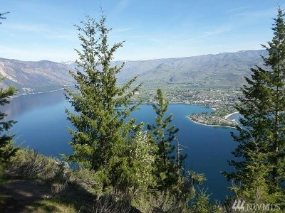 Chelan, Chelan Falls, Entiat, Manson, Brewster, Bridgeport, Orondo Residential Lots & Land For Sale: Bear Mountain Rd