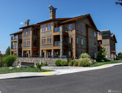 Blaine Condo/Townhouse Sold: 9525 Semiahmoo Pkwy #A304
