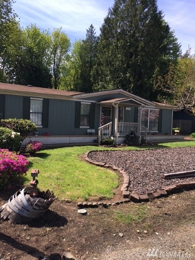 Olympia Single Family Home For Sale: 9246 Longhorn Lp SE