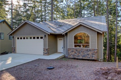Bellingham Single Family Home For Sale: 4 High Cliff Lane