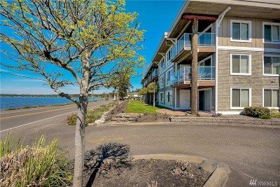 Birch Bay Condo/Townhouse Sold: 8075 Harborview Rd #304