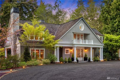 Woodway Single Family Home For Sale: 10901 Algonquin Rd